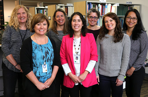 The Participatory Research to Advance Colon Cancer Prevention (PROMPT) team